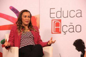 """Tia Ju participa do Programa """"Educa Ação"""""""