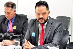 Em Brasília, Tiago Ilha busca recursos para o Hospital São Carlos em Farroupilha (RS)