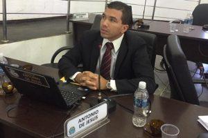 Toinho do Judô pede providencias para o transporte escolar de Irecê (BA)