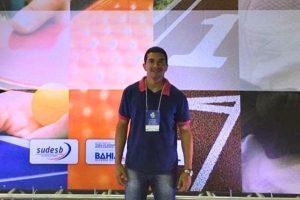 Toinho do Judô participa do II Fórum Internacional do Esporte em Lauro de Freitas (BA)