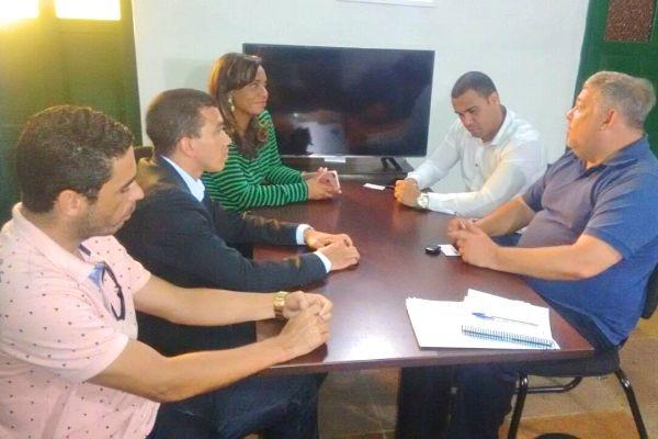 Republicano firma parceria para o judô e o esporte amador de Irecê (BA)e região