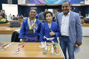 Vereador Toré Lima cobra mais investimentos para o esporte amador de Belém