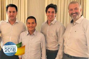 PRB confirma apoio à pré-candidatura de Ratinho Júnior ao Governo do Paraná