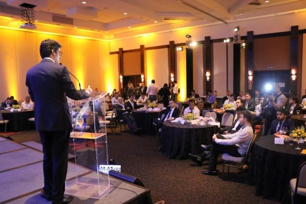 Valdemar Bernardo participa do Paraná Day e destaca parcerias público-privadas