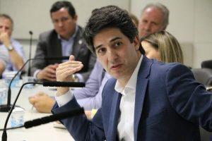 Valdemar Bernardo Jorge apresenta projetos de PPPs ao BNDES
