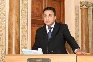 Valdemir Soares repudia distribuição de cartilhas que incentivam o uso de drogas