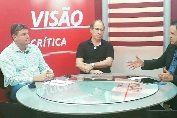 Valmir Moretto busca solução para a situação da Santa Casa de Pontes e Lacerda