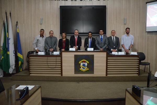 Nova Executiva do Republicanos toma posse em Campos dos Goytacazes (RJ)