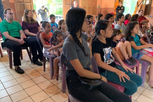 Vavá Martins participa da soltura de animais silvestres no Pará