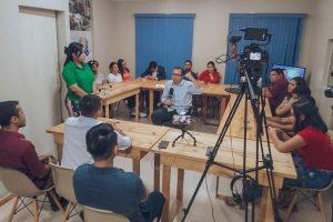 Vavá Martins estreia mandato participativo em Belém