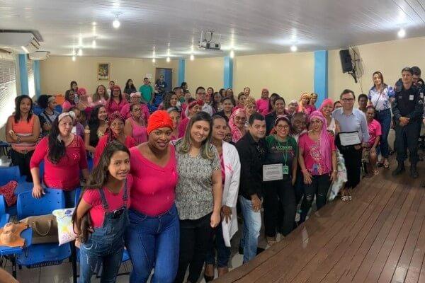 Vítimas de violência doméstica são homenageadas no Pará