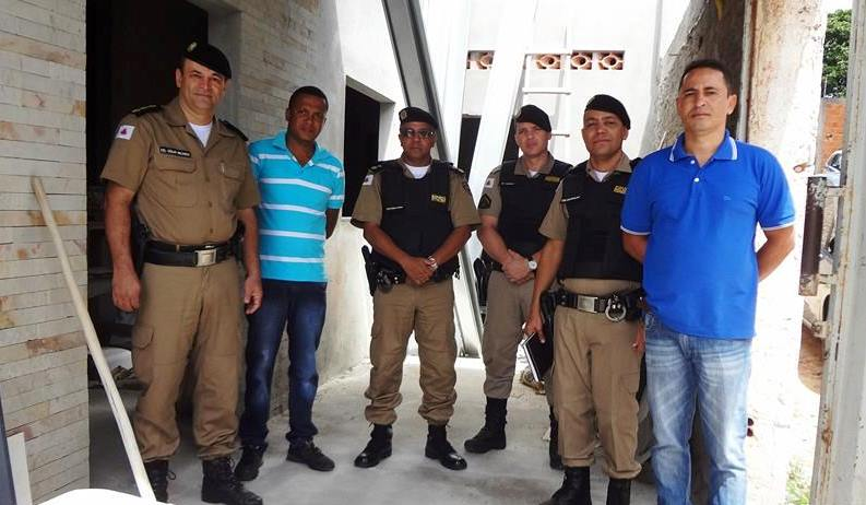 Vereador Alex Lemos defende fortalecimento da segurança pública em Grão Mogol