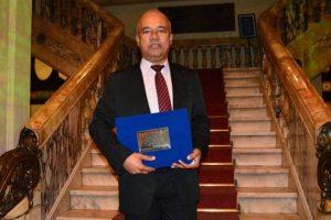 Vereador Dejá recebe homenagem da Câmara Municipal de São João de Meriti