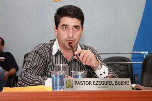 Vereador Ezequiel reivindica reforço em viaturas e policiamento para Ponta Grossa (PR)