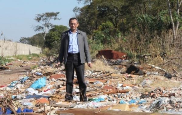 Vereador Raimundo Bezerra quer acabar com lixão clandestino em Araraquara