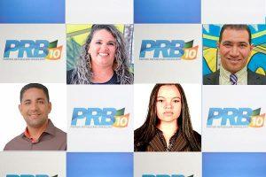 Prefeito e quatro dos nove vereadores de Divisa Alegre (MG) são do PRB