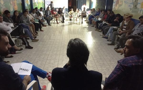 """Vicemar Medeiros participa do programa """"Diálogos Culturais"""" no Riacho Fundo II (DF)"""