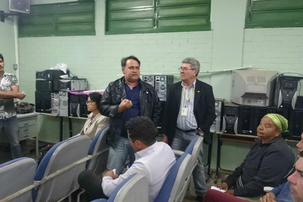 """Moradores do Riacho Fundo II se preparam para receber """"Roda de Conversa"""""""