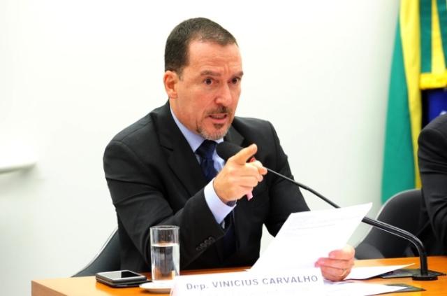 Vinicius Carvalho quer incluir homens vítimas de violência doméstica na Lei Maria da Penha