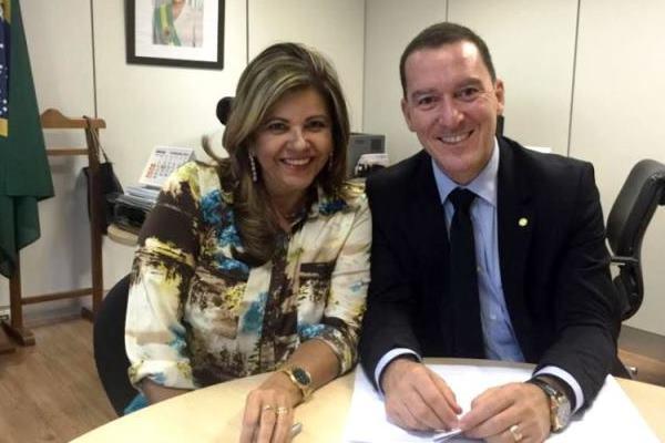 Vinicius Carvalho busca recursos para projetos esportivos de Marília