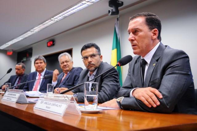 Vinicius Carvalho vai debater unificação das polícias civil e militar em Marília