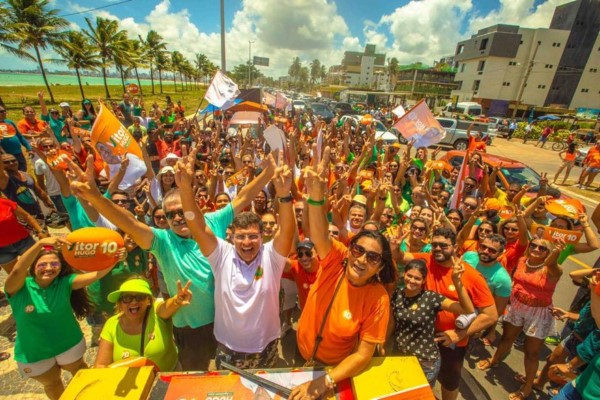 Vitor Hugo é eleito prefeito de Cabedelo (PB)