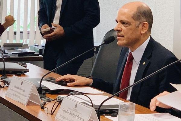 Vitor Paulo participa de audiência sobre a criação da Região Metropolitana do DF