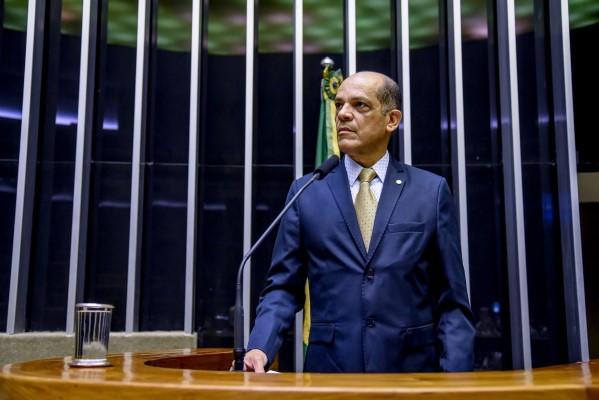 Vitor Paulo e Ronaldo Martins participam de homenagem ao Dia do Idoso