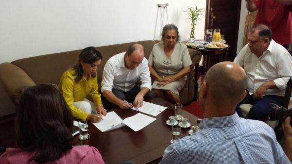 Hamam visita Ribeirão Preto e renova convênio do Vivaleite