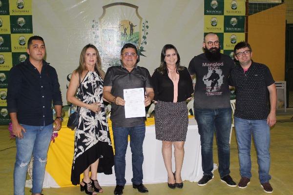 Ação do prefeito Webston Pinheiro vai garantir geração de emprego em Solonópole (CE)