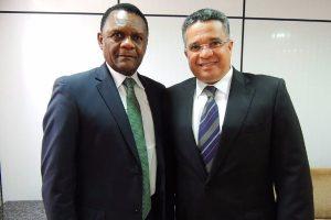 William Brigido e Ossesio Silva fortalecem parceria em prol dos pernambucanos