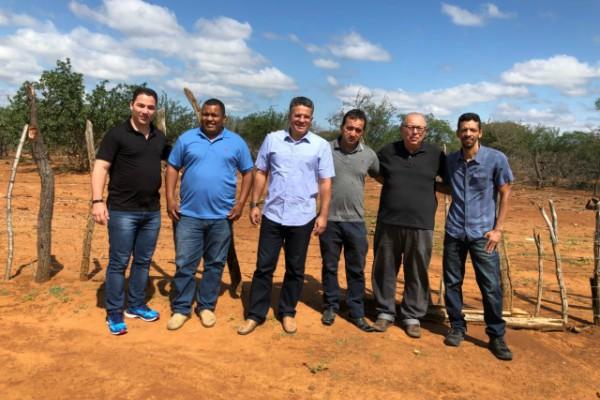 William Brigido se reúne com lideranças de Petrolina