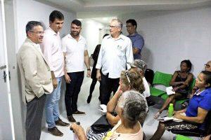 William Brigido destina mais de R$ 1 milhão para a saúde de Paudalho