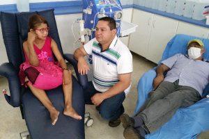 Wilson Tim afirma que serviço de hemodiálise será mantido em Cacoal