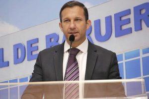 Wilson Zuffa pede a criação de centro para capacitar servidores da Saúde em Barueri