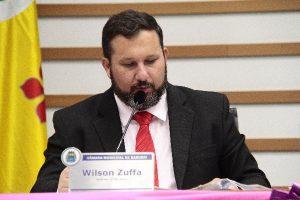 Wilson Zuffa quer instalação de tomadas em terminal rodoferroviário de Barueri (SP)