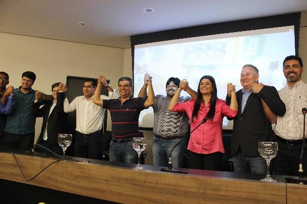 PRB Mato Grosso do Sul realiza ato de filiação em encontro estadual na capital