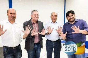Senador Pedro Chaves se filia ao PRB no Mato Grosso do Sul