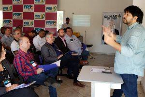 PRB MS debate eleições 2020 em Campo Grande