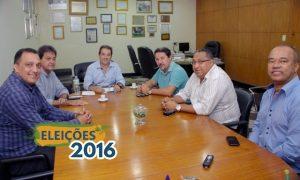Zaqueu, pré-candidato a prefeito em Queimados, apresenta coordenador político ao PRB