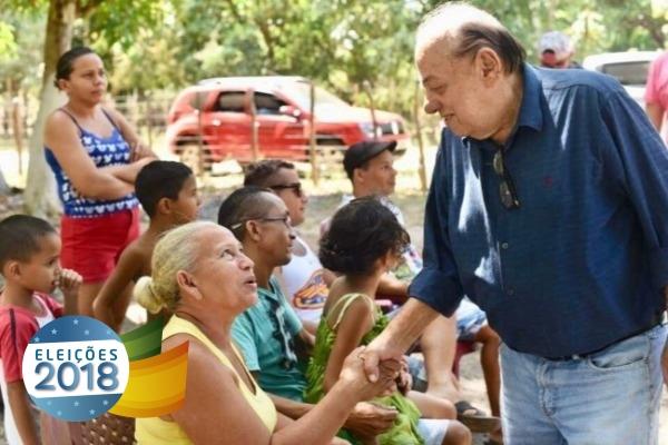 Zé Gentil recebe apoio de lideranças políticas em Timon