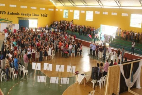 Prefeitura de Buriticupu realiza 3ª Jornada Pedagógica
