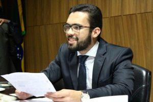 Vereador Zé Gota é eleito presidente da Comissão de Constituição e Justiça