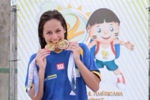 Secretaria de Esporte do DF no Jogos Sul-Americanos