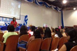 Cabo Frio recebe presidenta nacional do PRB Mulher