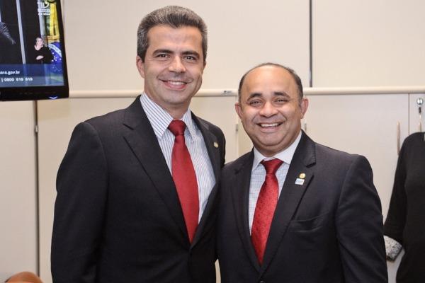 George Hilton assume liderança do PRB na Câmara em 2013