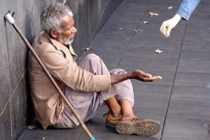 Espaço exclusivo para idosos em situação de rua
