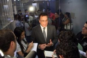 Senado e Galba Novaes firmam acordo para transmissão de TV