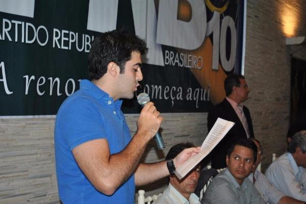 Liderança jovem do PRB é eleita vereador por Uberaba