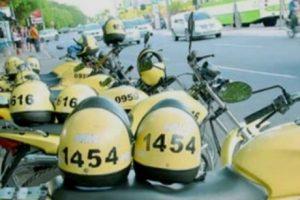 Regularização de mototáxis